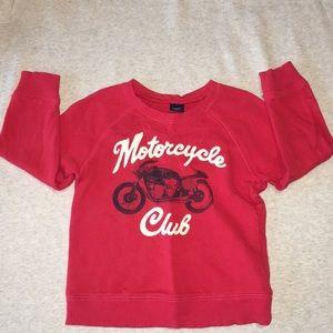 Boys BabyGap sweatshirt. Size 3. Very nice!